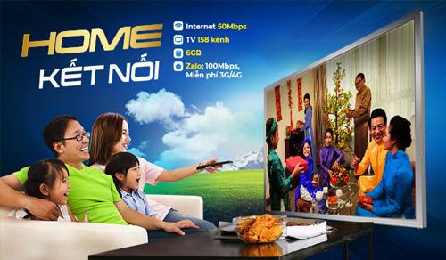 home kết nối VNPT Hải Phòng