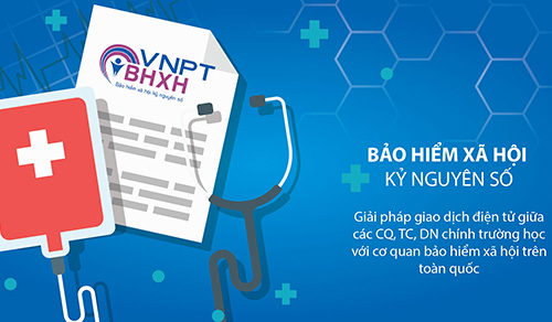 phần mềm bảo hiểm xã hội VNPT