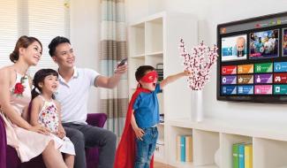 Truyền hình MyTV cho tivi smart
